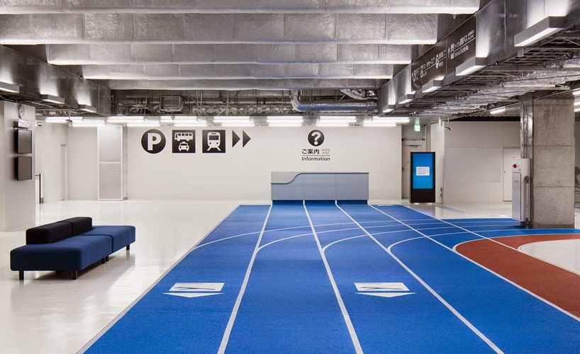 narita-airport-terminal-3-running-track-party-muji-nikken-designboom-02