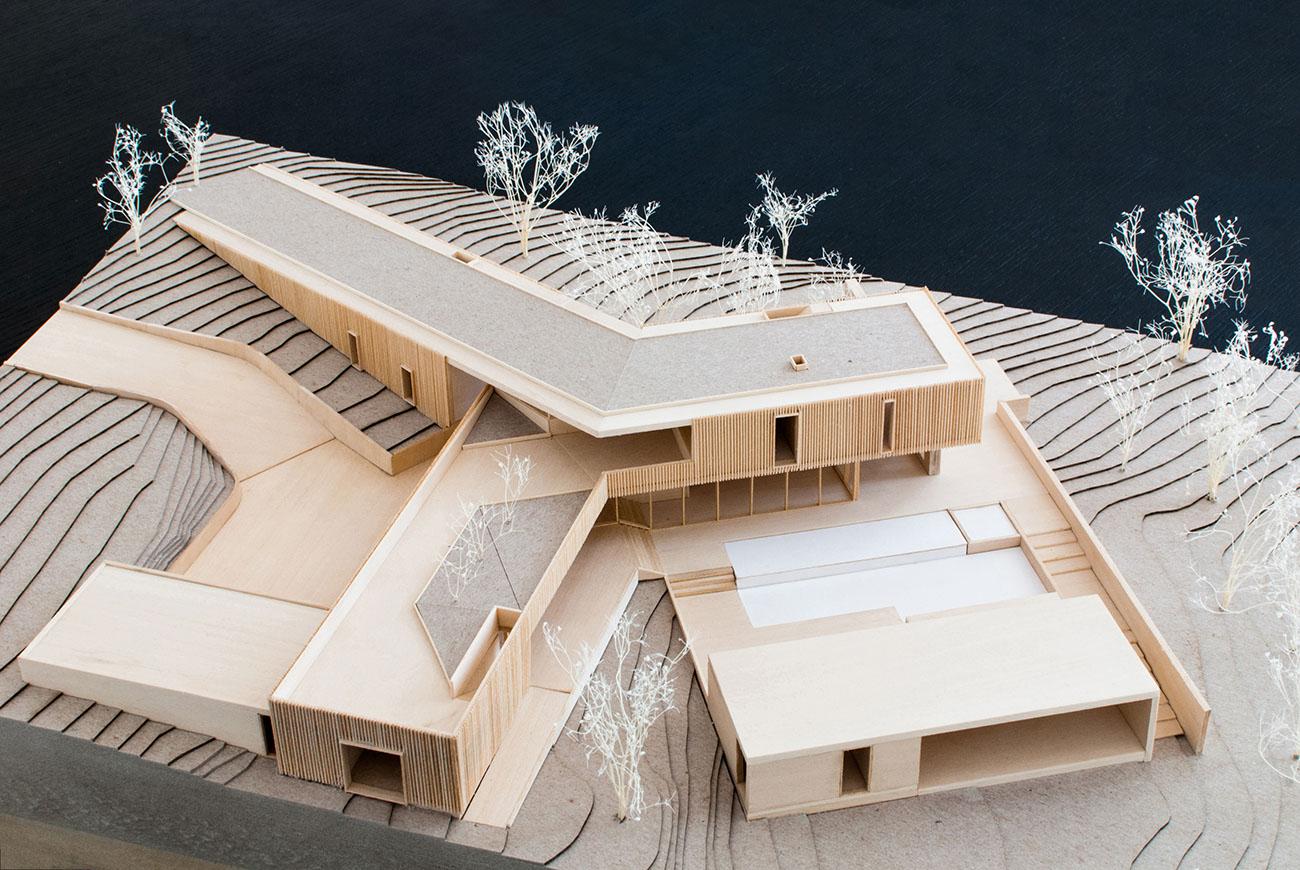 Arch2O-Architectural-model